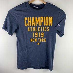 Champion Athletics 1919 New York T-shirt